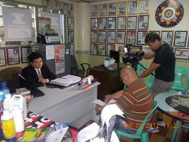 Cybercrime Interview, GMA-7, etc.