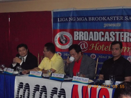 Cybercrime Broadcaster's Forum, Hotel Rembrant